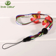 High quality popular diy cell phone lanyard wrist strap