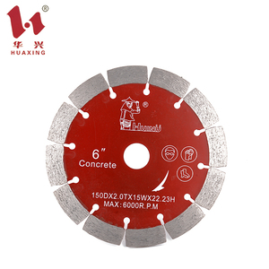 concrete saw blade diamond cutting disc for stone