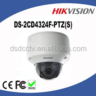 Network Ptz Camera Hikvision Ds-2cd4324f-ptz(s) 2 Mp Smart Ptz Outdoor Dome  Camera - Buy Camera Hikvision,Hikvision 2mp Ip Camer,Dome Camera Product