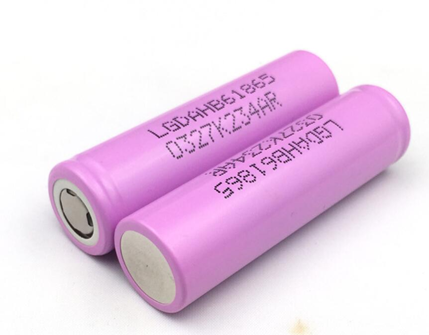 LG 18650 wholesale price Alibaba LG HB6 1500mah li-ion battery