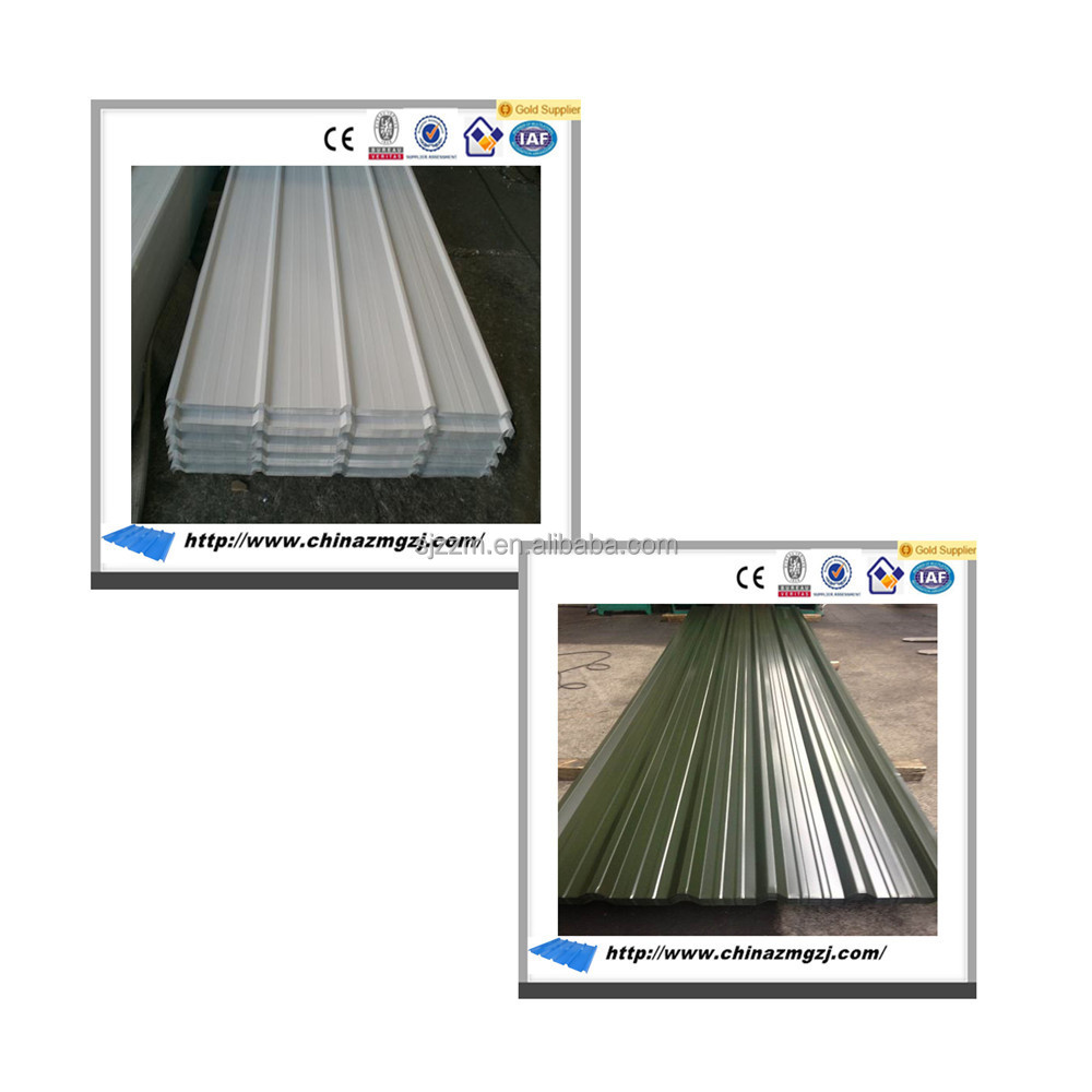 Wave height of prepainted galvanized steel sheet 10-35mm in coil