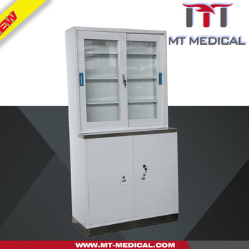 High Quality Stainless Steel Medicine Cabinet Medical Instrument Cabinet