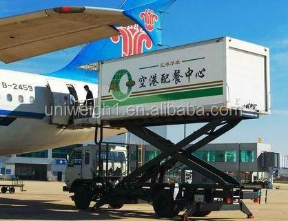 2nd el ve elektrikli mevcut/A380 uçak gıda havacılık yemek servis aracı