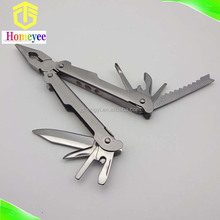 100mm Multifunction stainless steel foldable pliers