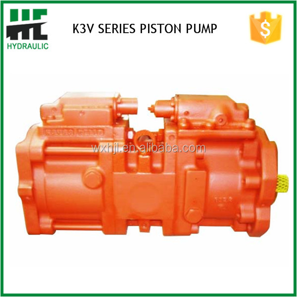Kawasaki K3V63DT Hydraulic Pump Fabrication Services High Quality