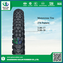 Top quality 3 wheel scooter tyre 4.00-8 motorcycle tire