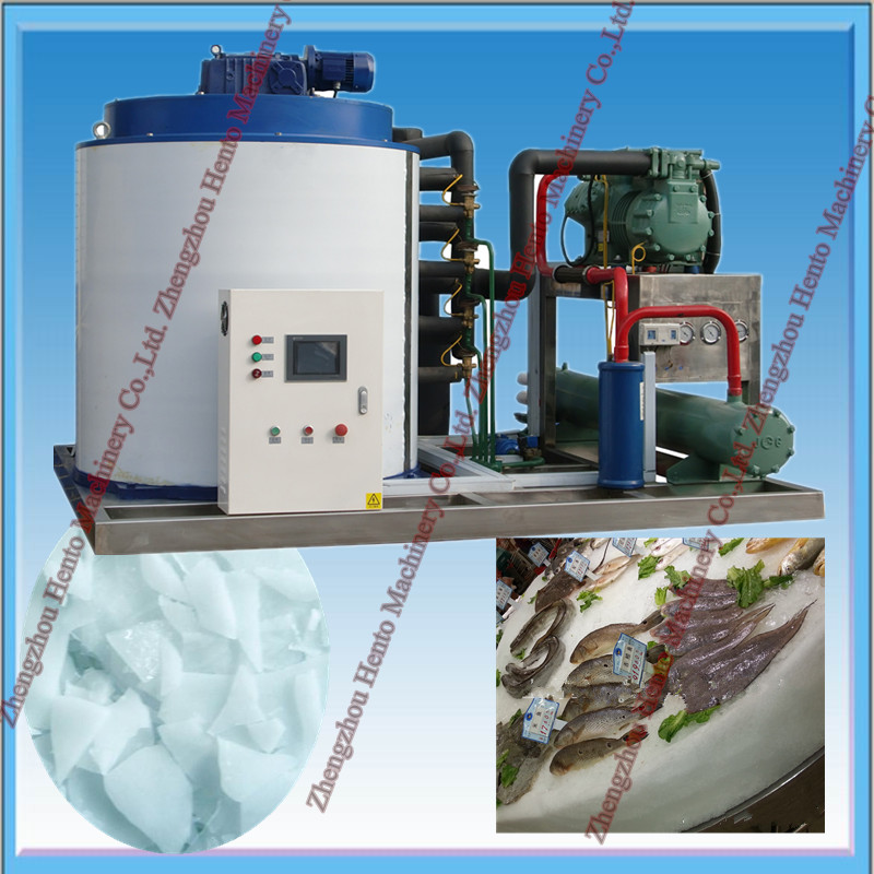 Large Capacity Industrial Ice Making Machines For Sale