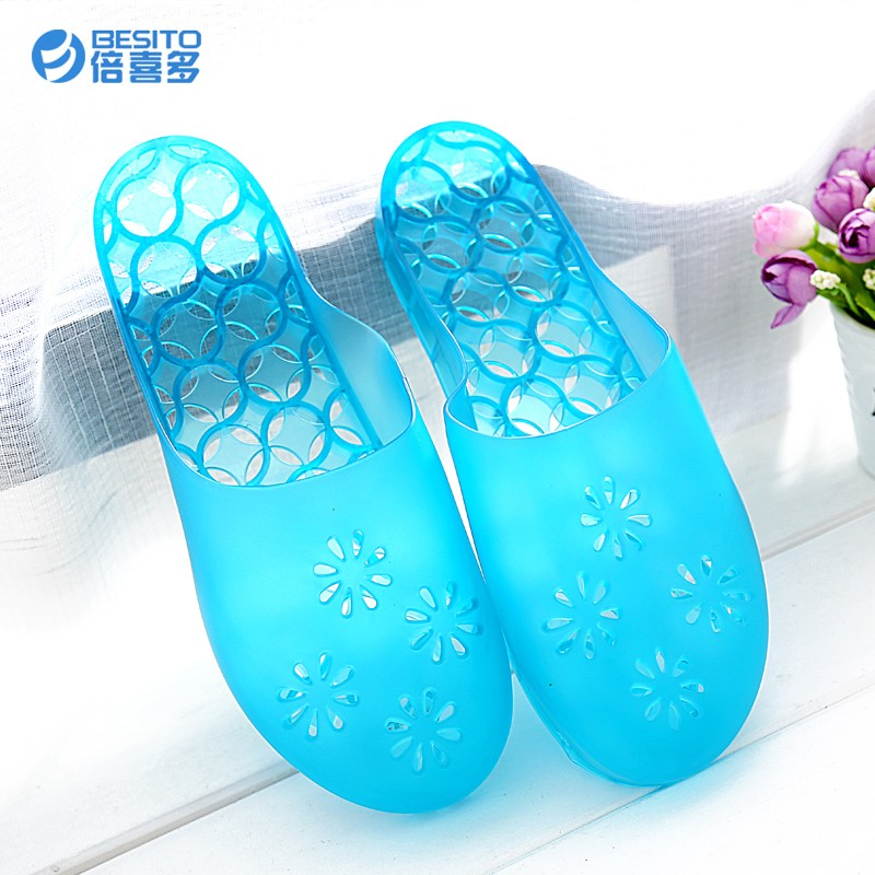 Beixiduo 2016 Cheap Wholesale Best Place On Alibaba PVC Footwear Wedge Beach Sandals House Slippers Mens