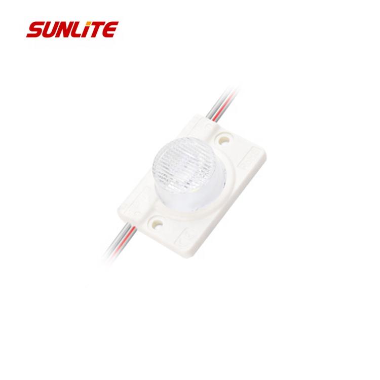 Shenzhen supplier high power side lighting 3030 Led injection module for sign light