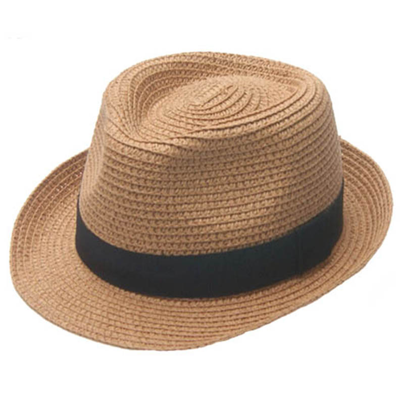 Popular Straw Fedora Hats Men-Buy Cheap Straw Fedora Hats