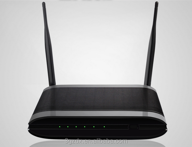 300Mbps wireless adsl2+ modem router 4 LAN port broadband router OEM ODM adsl wireless router