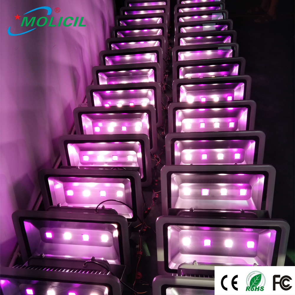 Greenhouse vertical growing systems 100W ~ 500W hydroponic led grow light