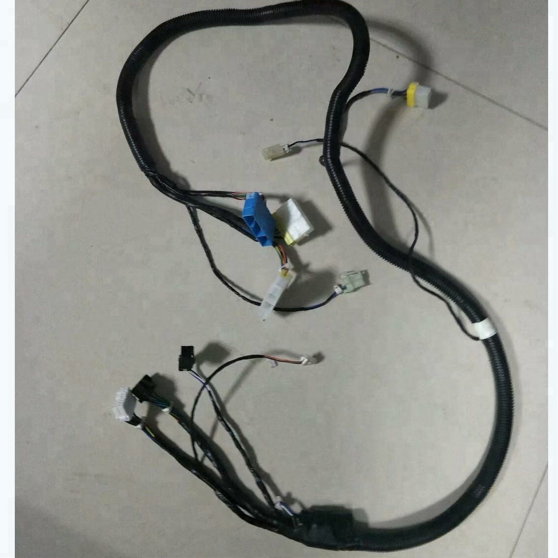 Pc400 7 Wiring Harness Suppliers And Ecu Construction Manufacturers At