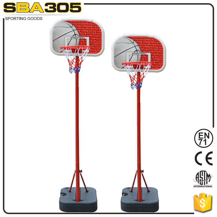 Mini Adjustable Basketball Stand Set For Kids