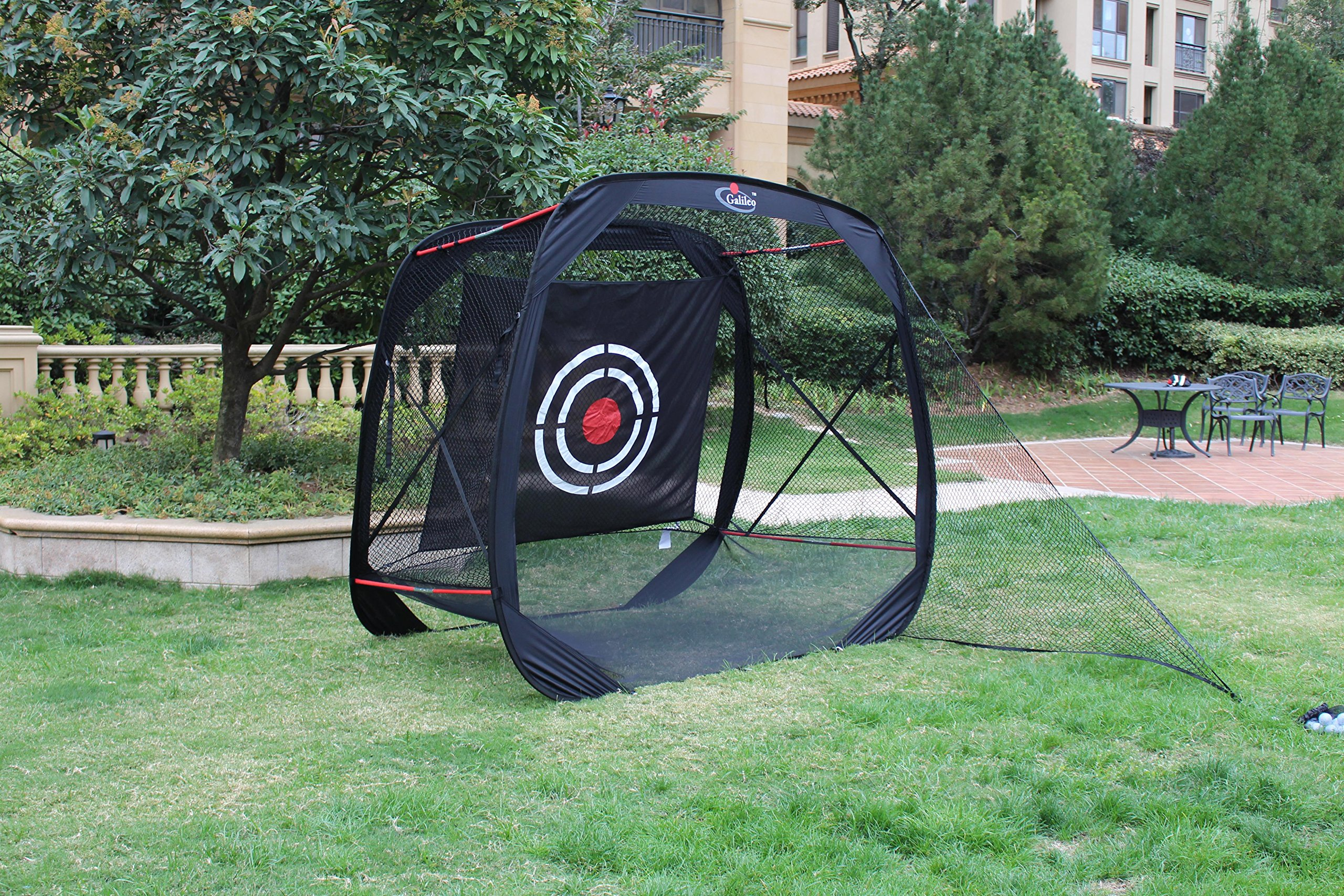 Buy Golf Net Portable Pop Up Hitting Nets With Chipping ...