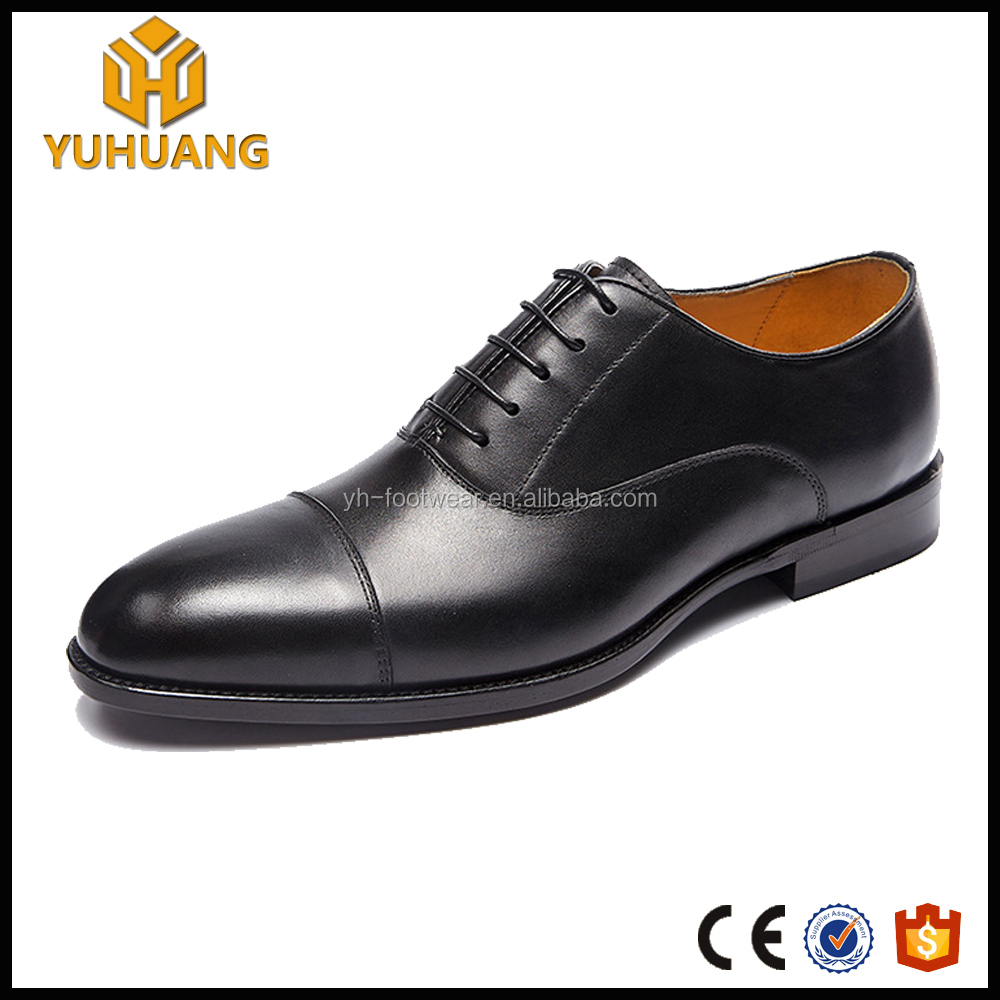 shoes dress shoes color genuine black leather men handmade leather calfskin 65vKPqw