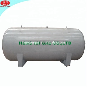 Cryogenic Liquid 20m3 Storage Tank Industrial CO2 Tank