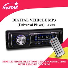 Car FM/MP3/MP4/WMA/MP5 Video Radio Player with USB