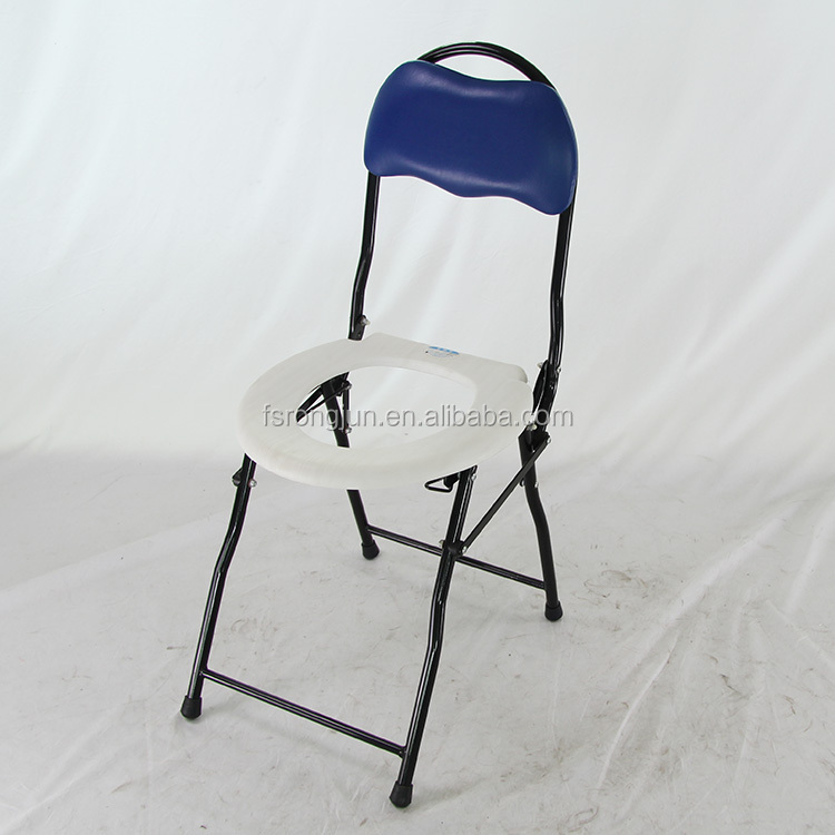 Toilet For The Elderly/handicapped Disabled Chair Comfortable ...