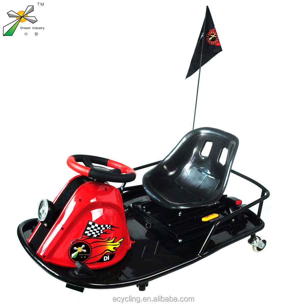 New arrival cool adult electric motorcycle 3 wheels electric motor scooter drift cart