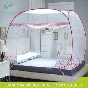 Easy adult bed pop up folding mosquito net tent