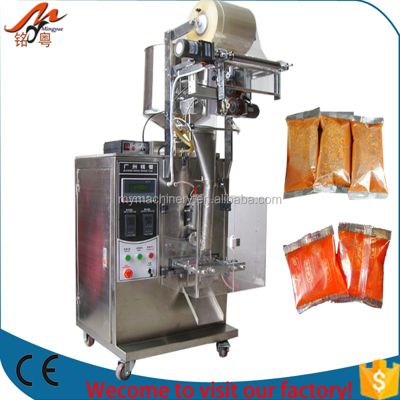 Automatic Ice Cream/Popsicle/Ice Lolly Packing Machine