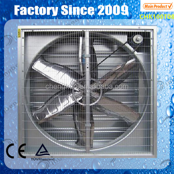 High Pressure Hot Air Extractor Industrial Exhaust Fan