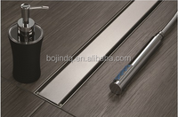 linear drain/ stainless steel cover /long floor drain