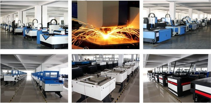 Diameter 20-220mm  Pneumatic chuck Fiber  Laser Cutting Machine  For Tube Metal
