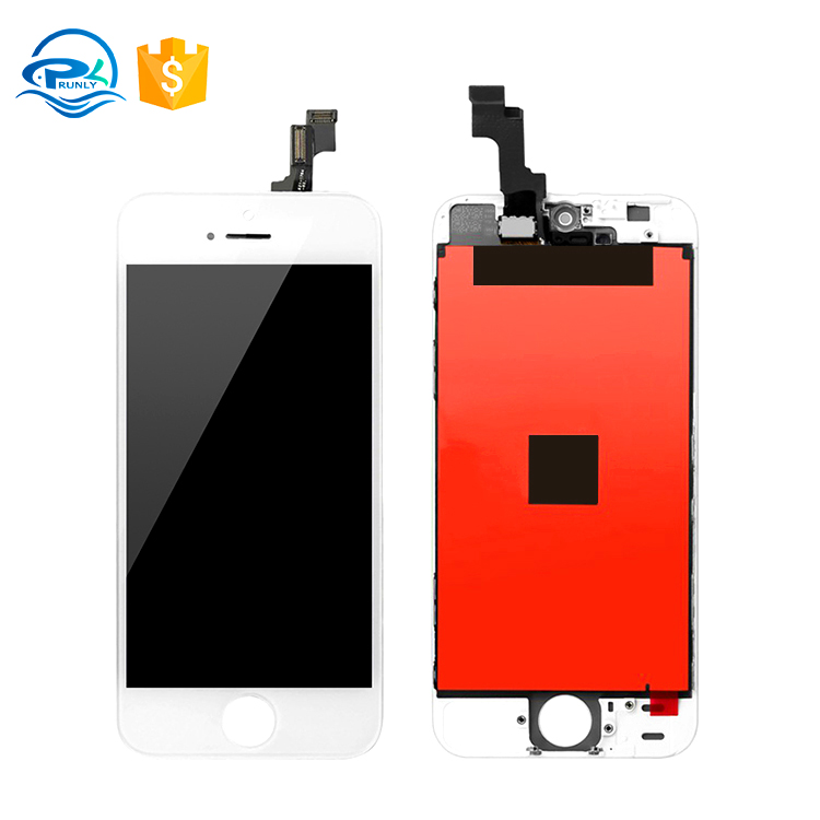 for Apple iPhone 5s lcd dispaly digitizer 16GB Gold mobile smartphone touch screen