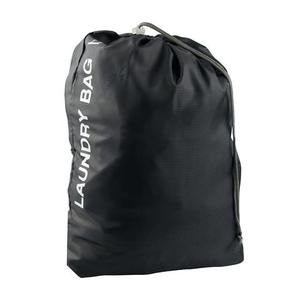 Customized cheap oversize durable reusable nylon drawstring polyester laundry bag for hotel