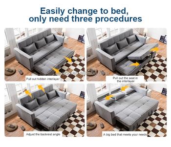 smart furniture gl029 euro lazy boy metal frame folding sofa bed