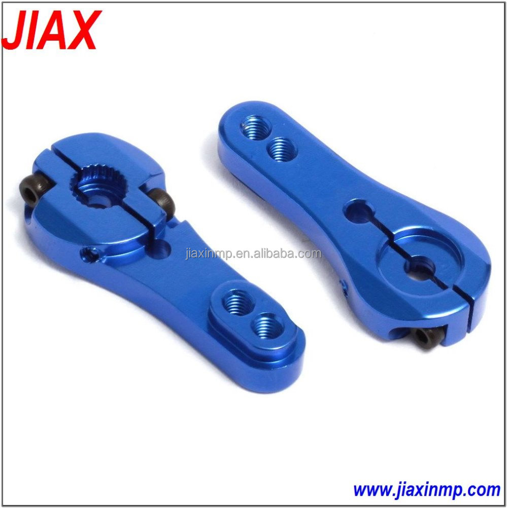 High precision demand cnc turning aluminum color bike parts