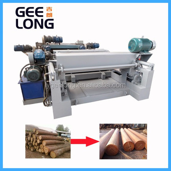 China geelong brand 8 feet log debarker machine / wood log debarker for sale