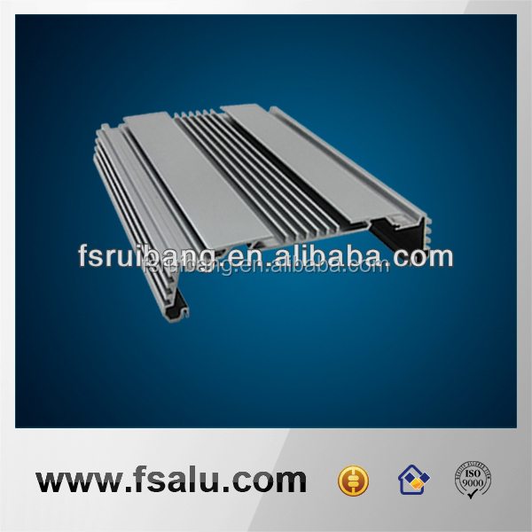 China aluminum pedal enclosure custom electronic cases