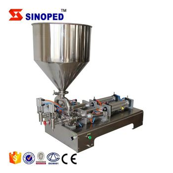 [SINOPED] Full Automatic Engine Oil Filling Machine With Factory Price