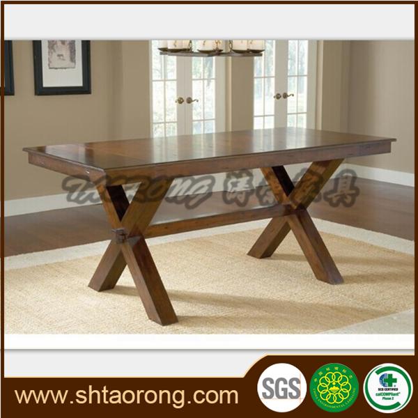 Mesa de madera para comedor for Precios de mesas para comedor