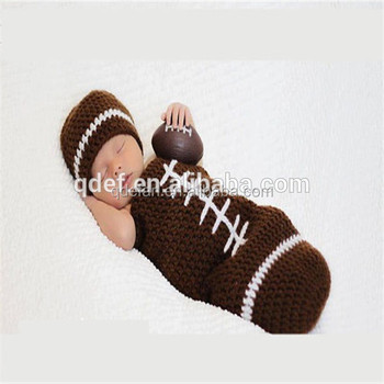 Something and Football baby costume matchless