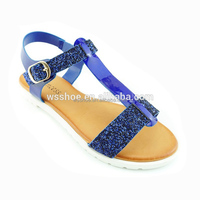 Wholesale Exquisite Packing White Sole High Quality Health Flit Sandals for Women New Design