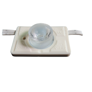 3w high power LED module light with lents/waterproof led module/injection ABS