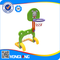 colorful Basketball frame indoor children china park playground equipment