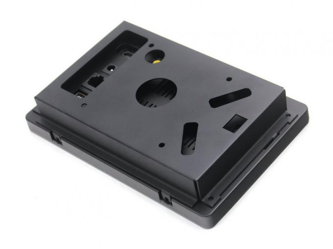 אנדרואיד קיבולי לוח מגע עם LED RFID NFC קורא לחדר ישיבות הזמנת מערכת