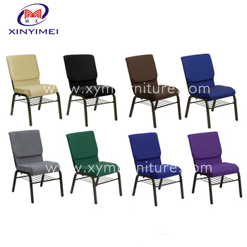 High quality stacking auditorium church seat