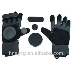 uhmwpe slider for longboard driving glove manufacturer in China