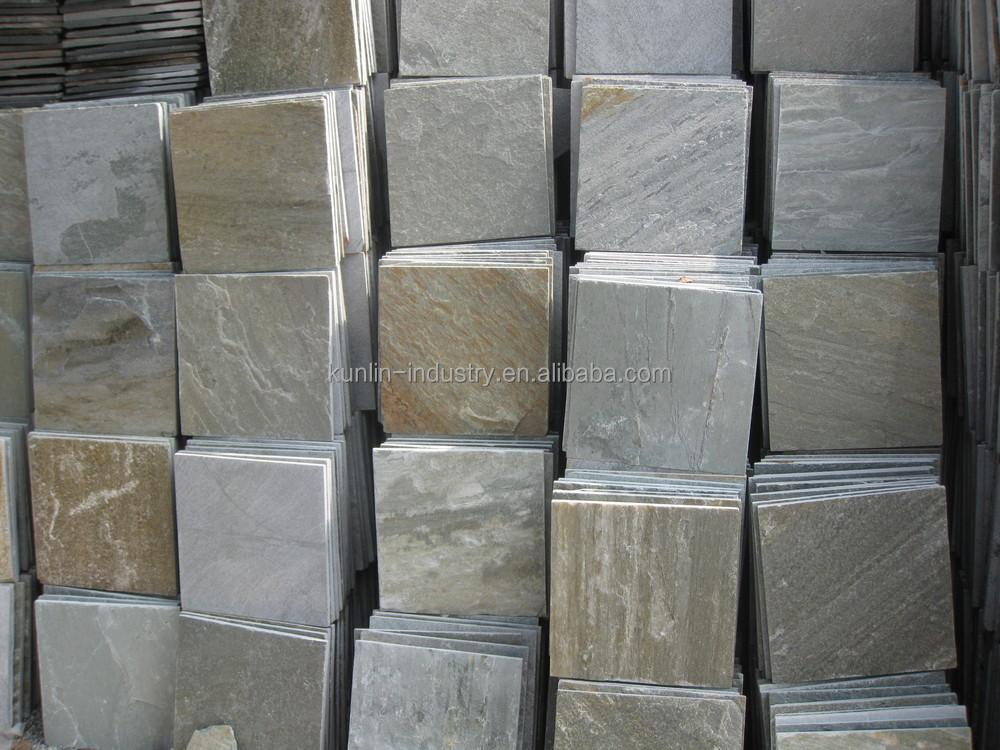 Venta al por mayor suelo pizarra exterior compre online for Piedra natural pizarra