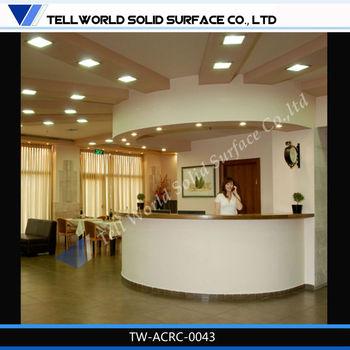 Commercial Modern Beautiful Luxury Salon 100 Acrylic Solid