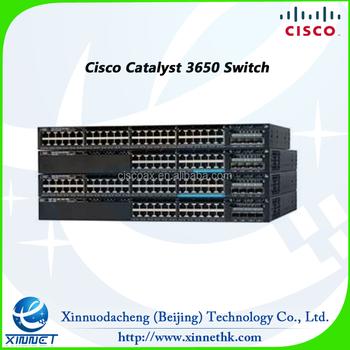 Cisco Catalyst 3650 Switch Ws-c3650-48fs-e - Buy Ws-c3650-48fs-e,Cisco 3650  Switch,Cisco Catalyst 3650 Product on Alibaba com