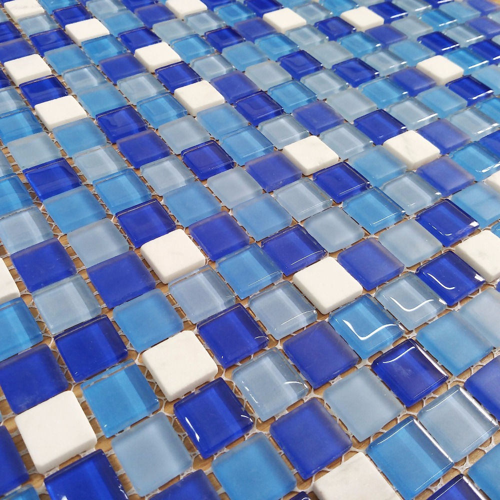Blue Marble Mosaic Tile, Blue Marble Mosaic Tile Suppliers and ...
