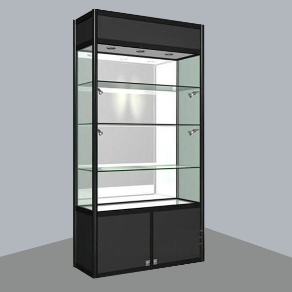 Glass Door Display Cabinet, Glass Door Display Cabinet Suppliers and  Manufacturers at Alibaba.com