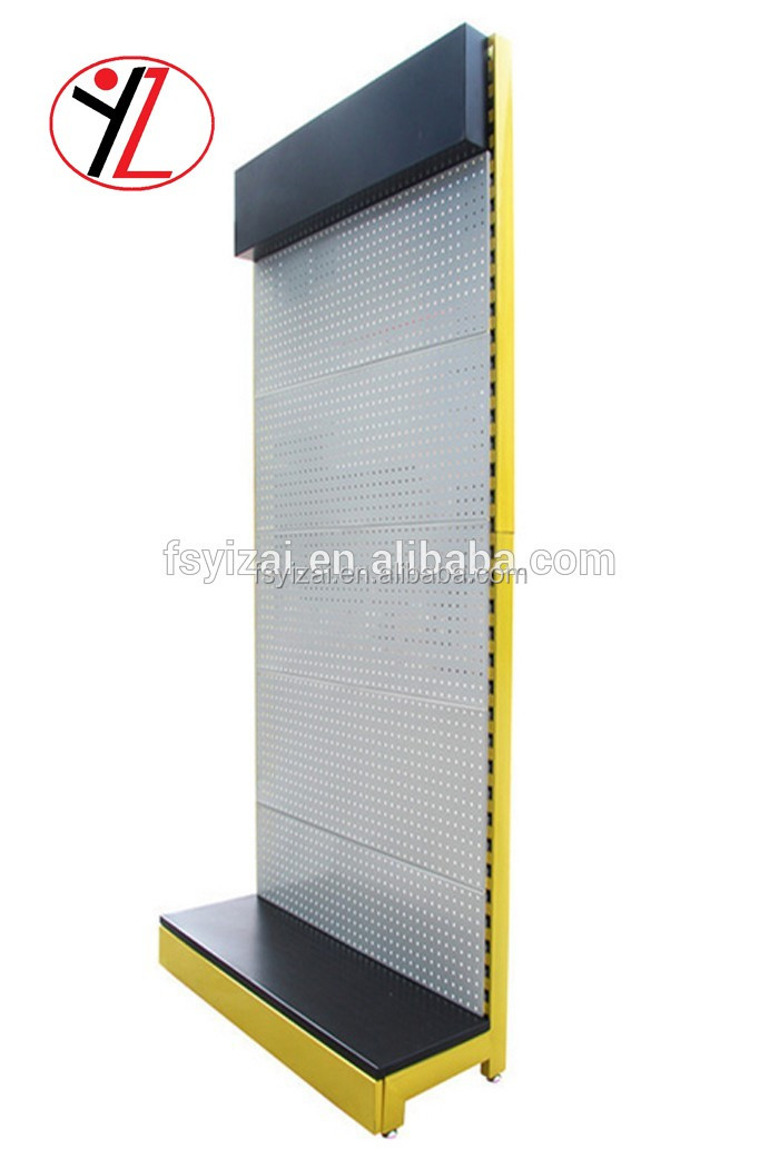 Metal hook hardware / tool accessory display stand with customizable size for accessory parts sample hanging